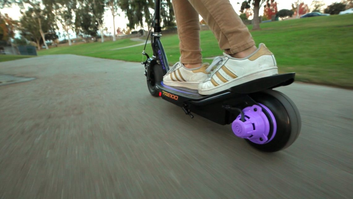 What Age Can Kids Ride Scooters